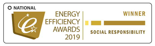 Energy Efficiency Award 2019