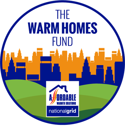 Warmer Homes Fund logo