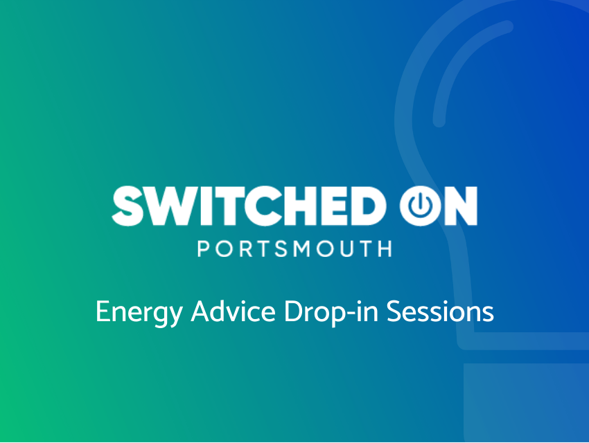 Energy Advice Drop-ins