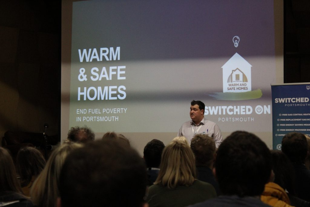Switched on Fuel Poverty event