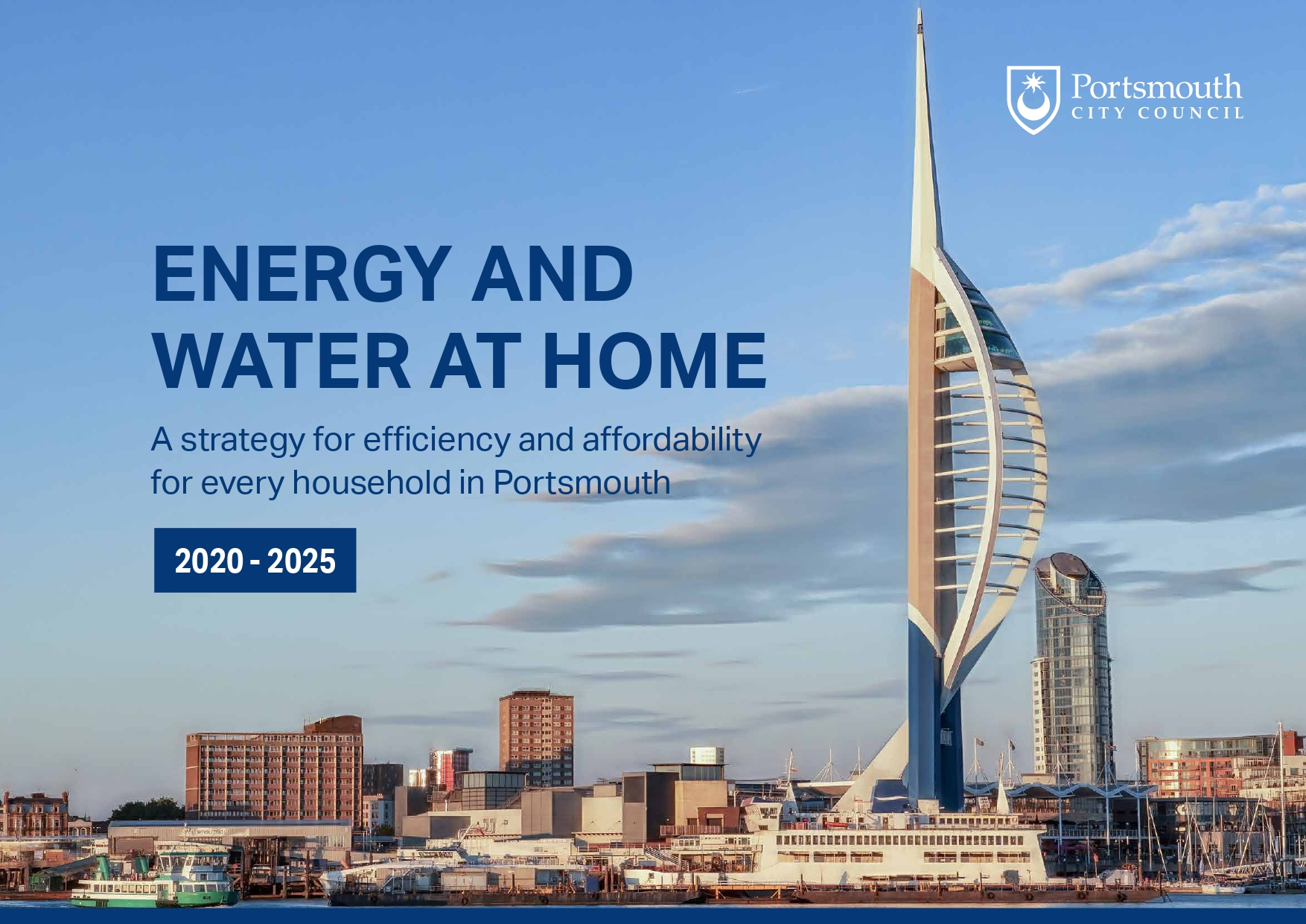 Energy and water strategy